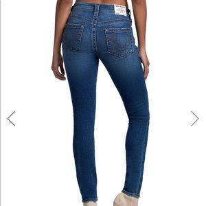 True Religion Skinny Jeans High rise